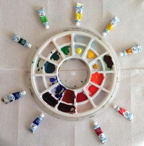 watercolorpalette