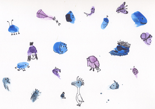 inkblots