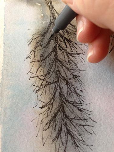 inkingtrees