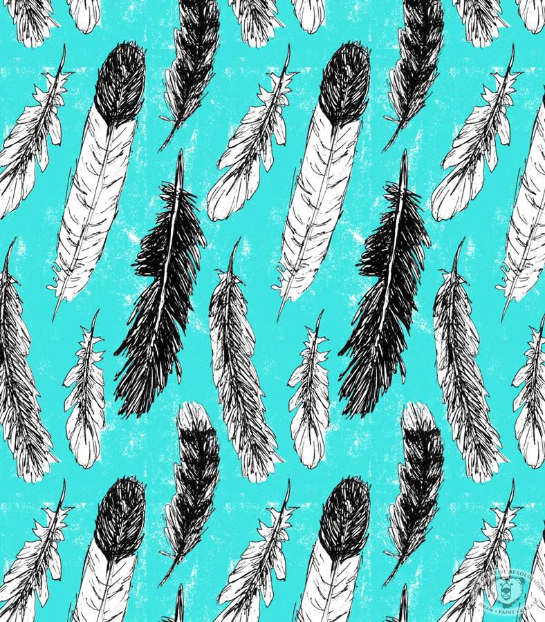 featherspattern1d