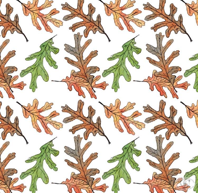 leavespatterncolor
