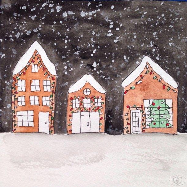 houses