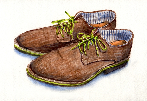 day-15-my-favorite-article-of-clothing-shoes-with-green-laces