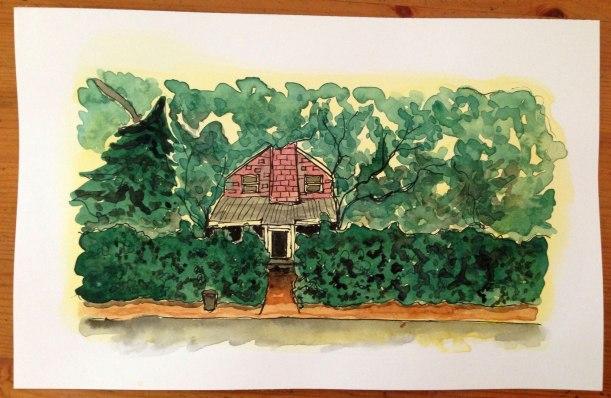 hedgeshouse