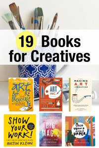 19 Books for Creatives