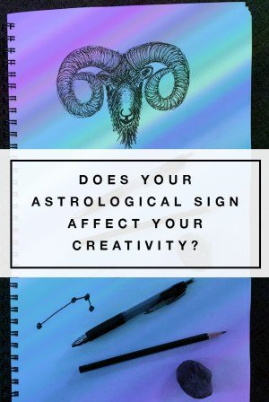 Does Your Astrological Sign Affect Your Creativity?