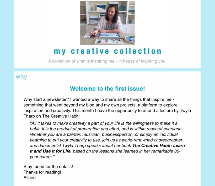 My Creative Collection issue 1