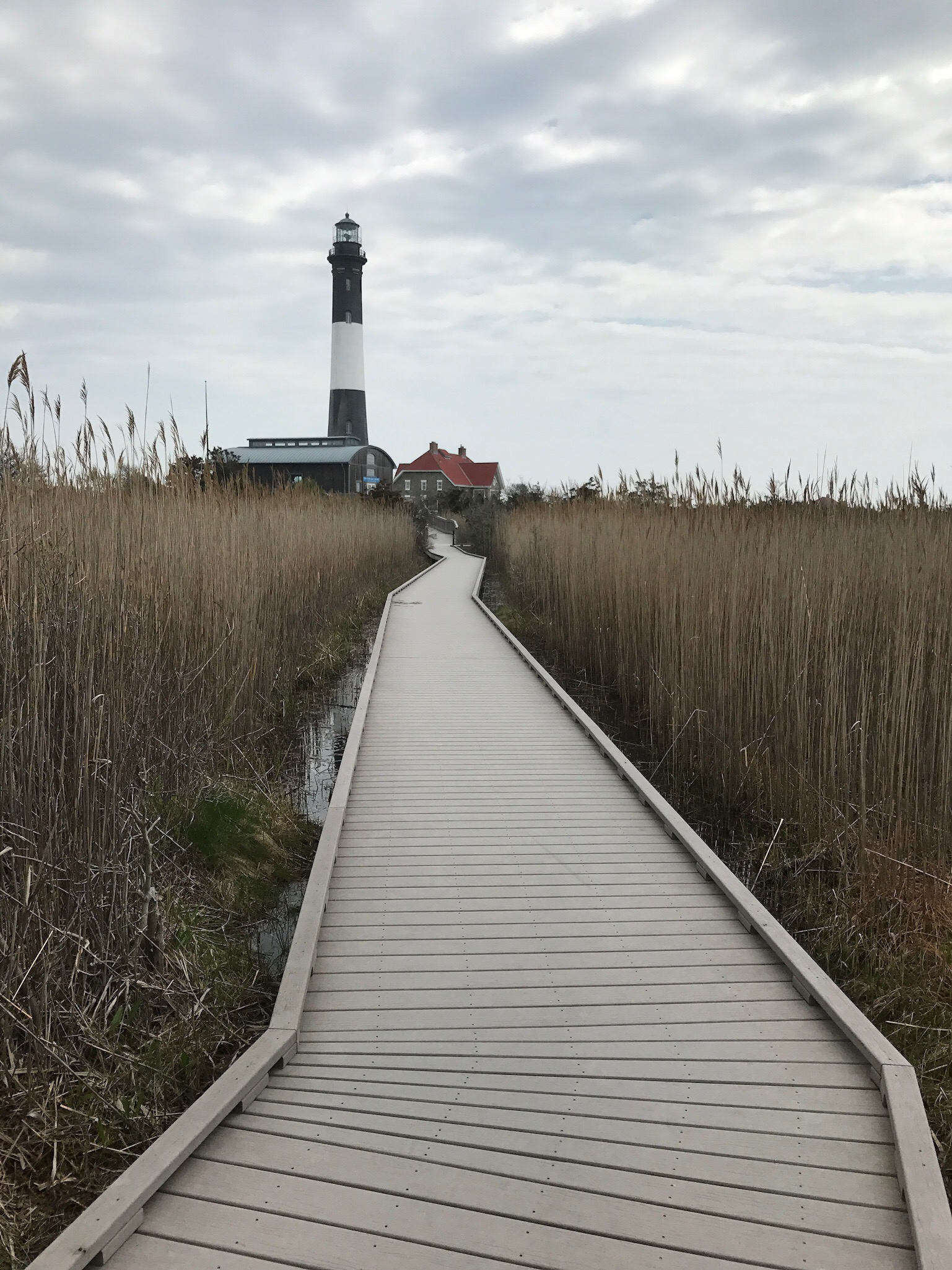 Fire Island lighthouse