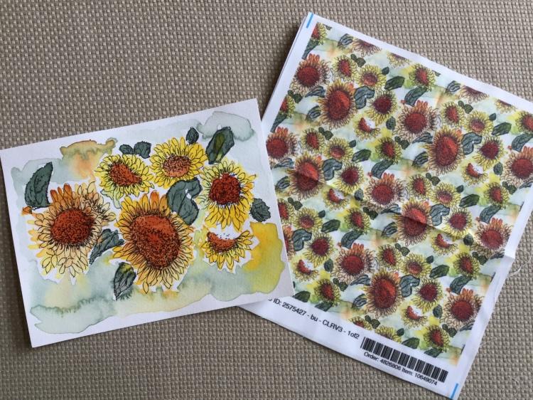 Sunflower fabric print for fallhttps://www.spoonflower.com/profiles/eileenmckenna