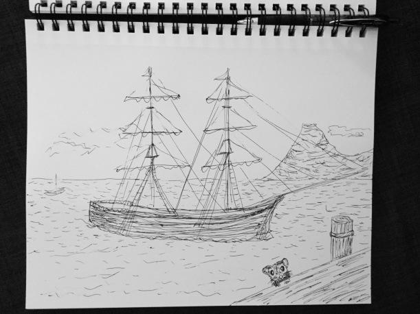 InkTober by Eileen McKenna