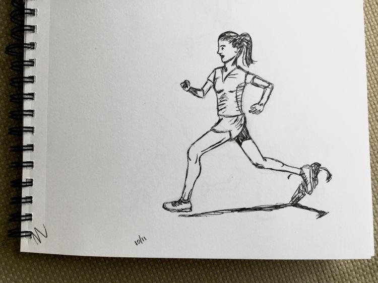 Run InkTober