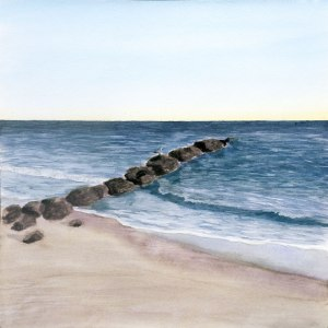 Jetty by Eileen McKenna
