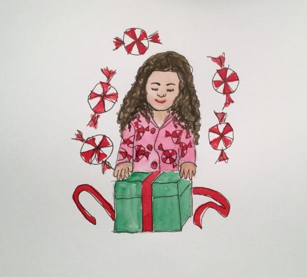 Christmas Countdown Day 15/25 - Pajamas