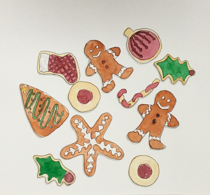Christmas Countdown 3/25 - Cookies