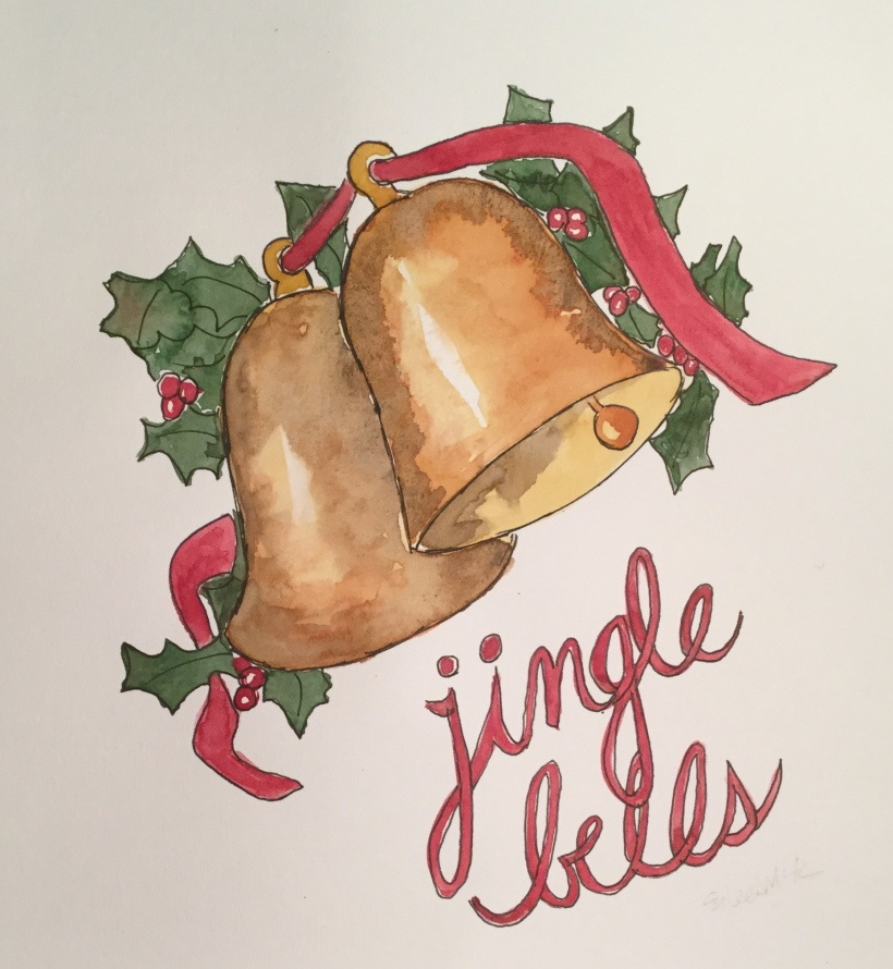 Christmas Countdown Day 22/25 - Bells