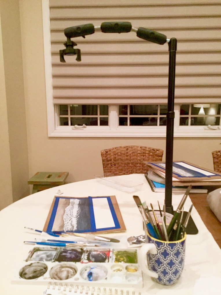 Filming Your Art Process #phone #stand