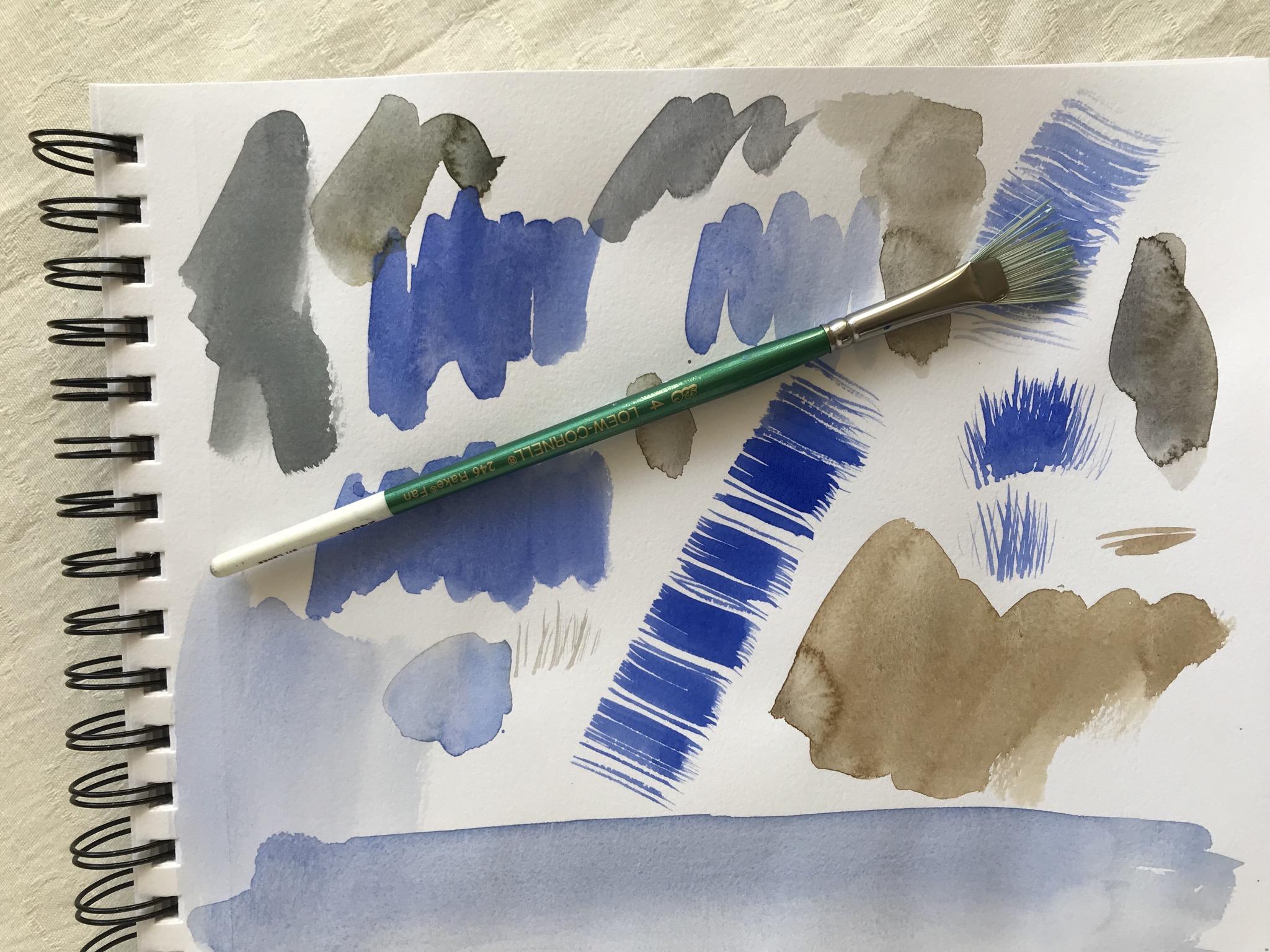 Brushstrokes