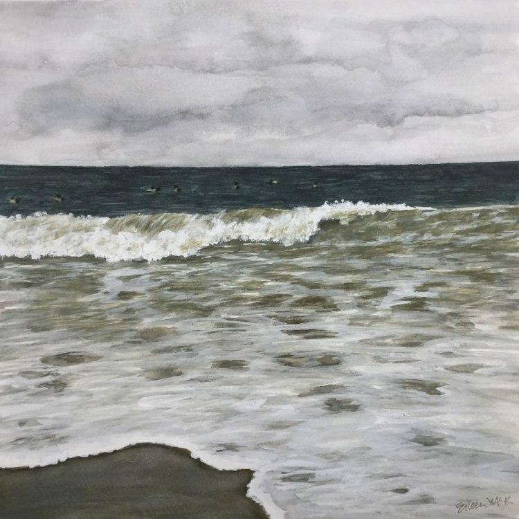 Surf Camp 1 by Eileen McKenna https://shop.eileenmckenna.com/