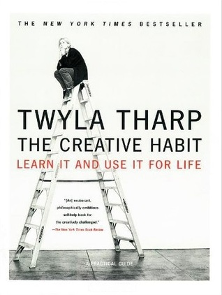 """Twyla Tharp, """"The Creative Habit,"""" and coming up with new ideas #creativity"""