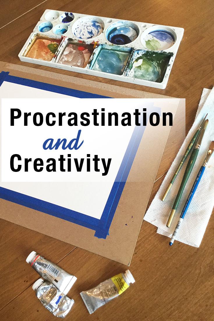 Creativity and Procrastination