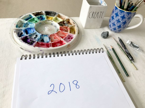 My Creative Year in Review