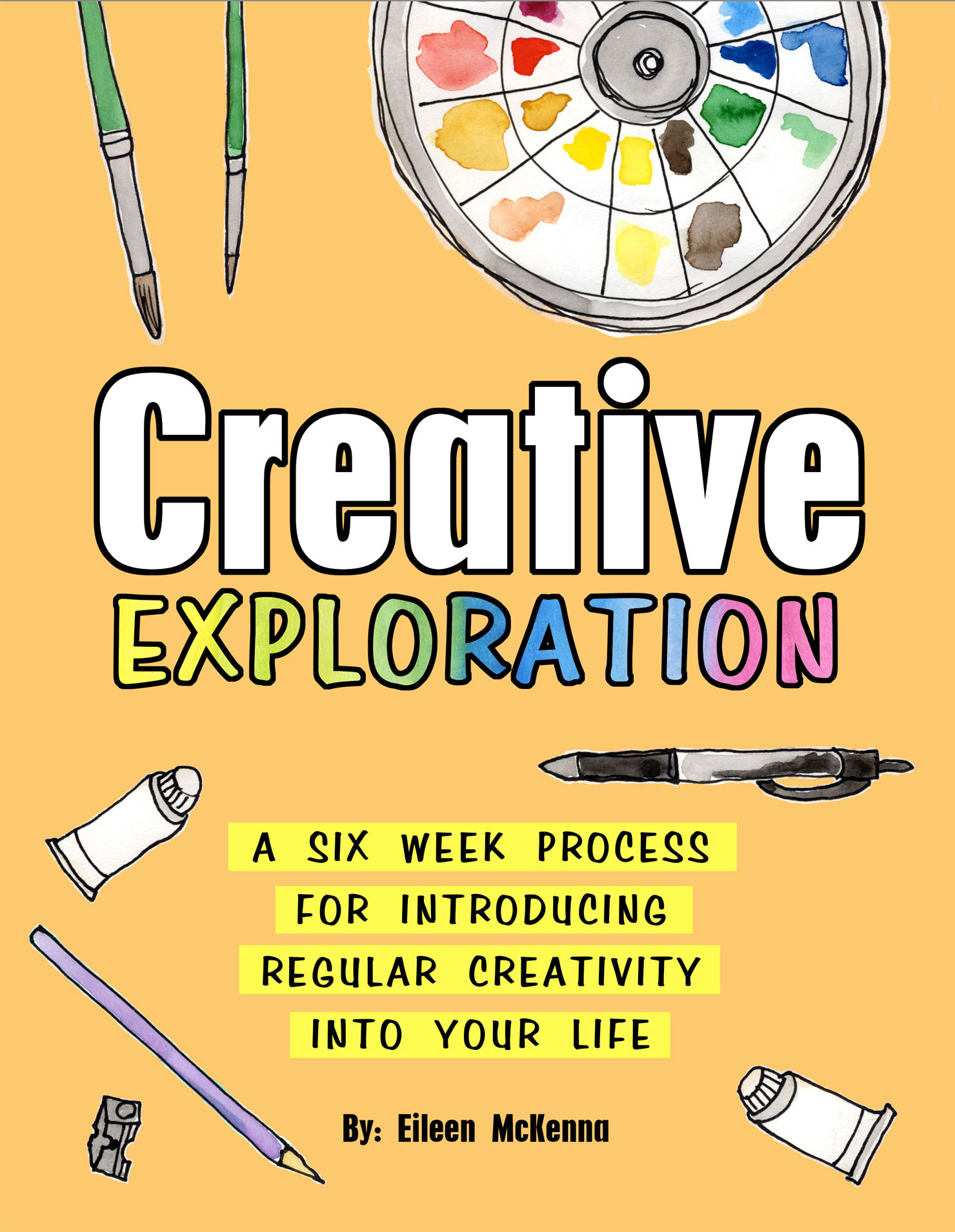 Creative Exploration ebook -