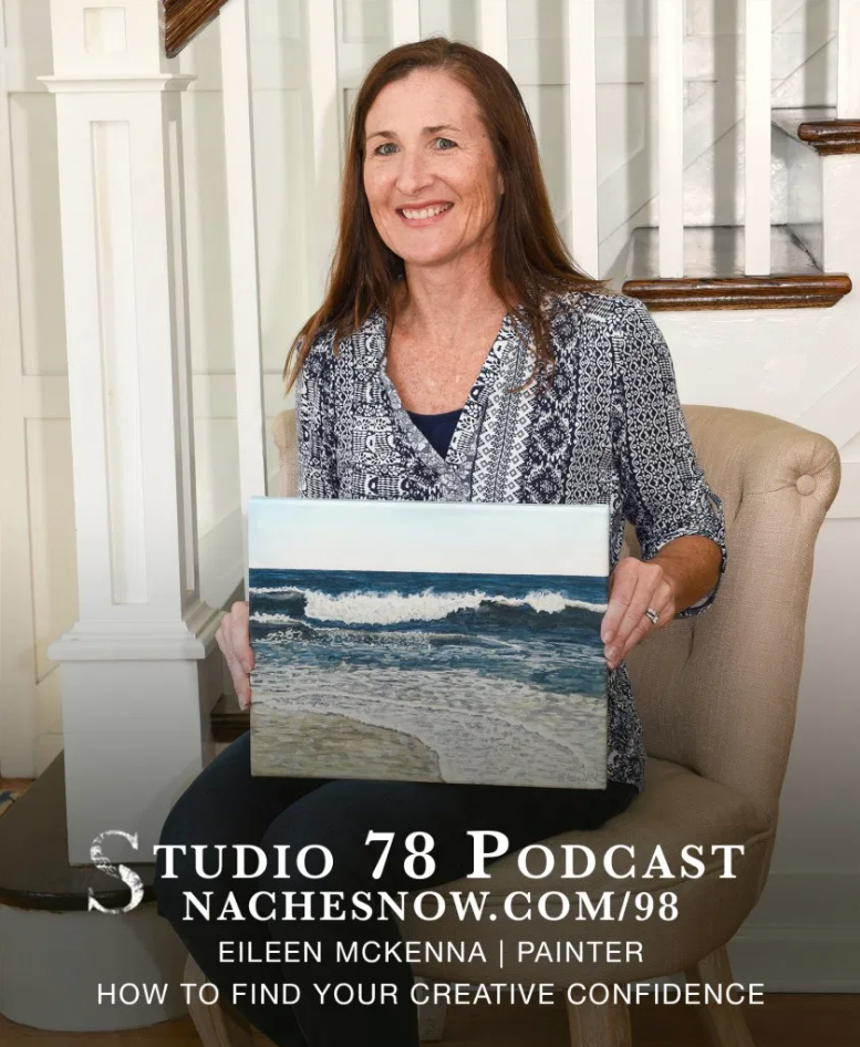 How to find your Creative Confidence episode 98 of the Studio 78 podcast