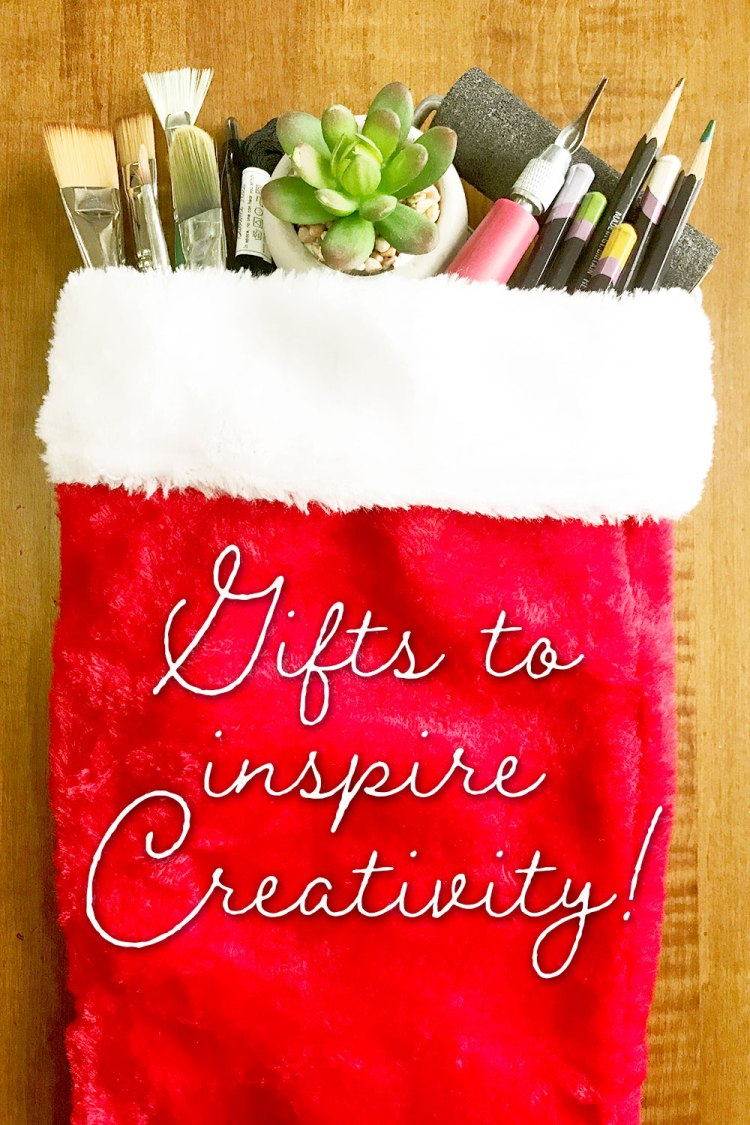 Christmas gifts to inspire creativity | unique holiday gifts for everyone creative artist
