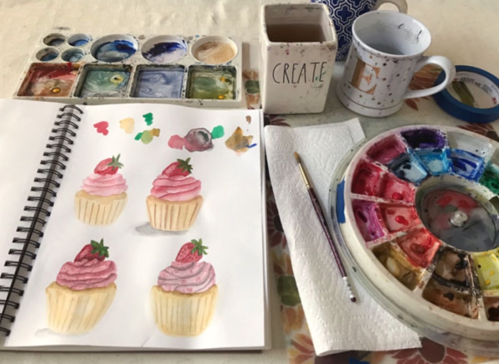 For the love of watercolor   | watercolor for beginners how to guide