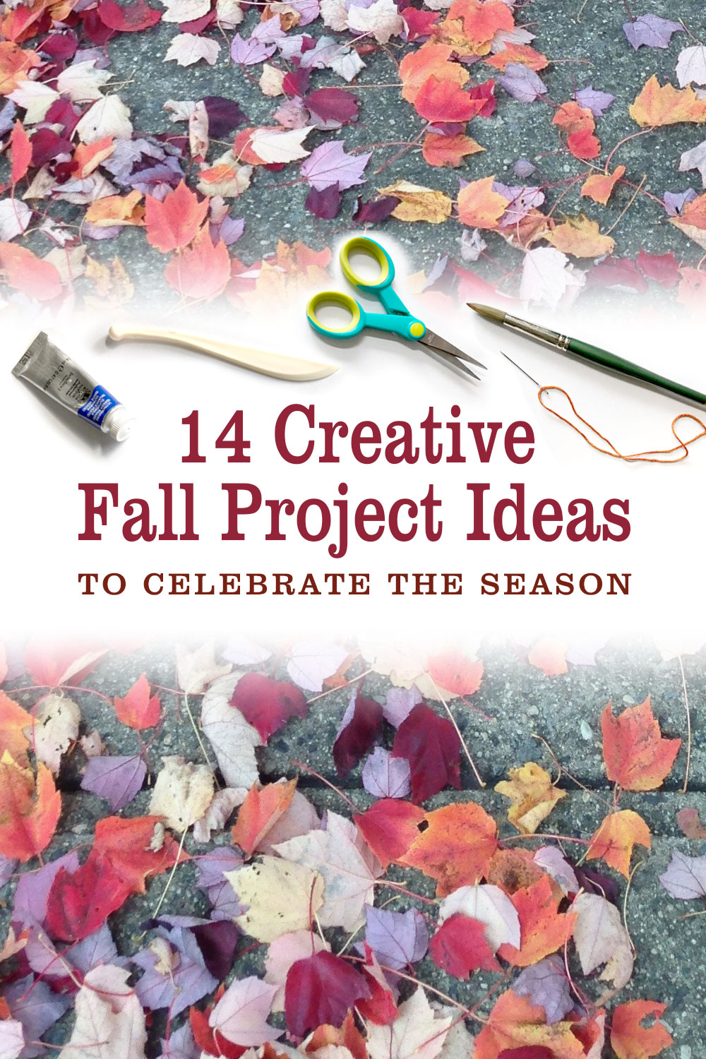 14 Creative Fall Project Ideas