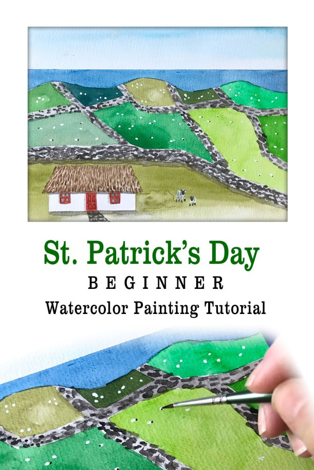 St. Patrick's Day Art Project
